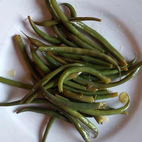 fagiolini, green beans