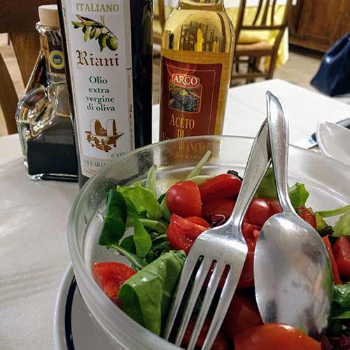 insalata mista mixed salad